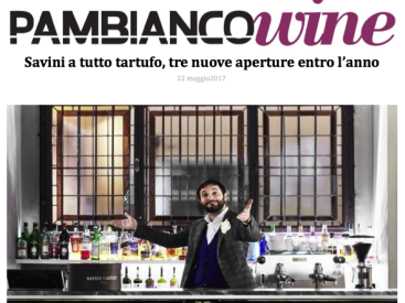 PambiancoWine – 22 maggio 2017