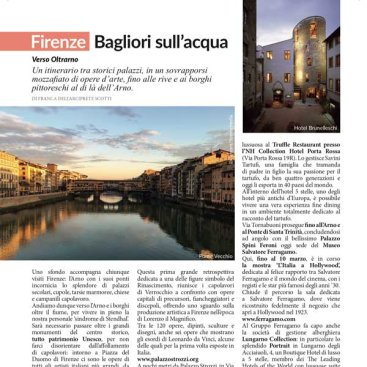 Florence Itineraries – Febbraio 2019